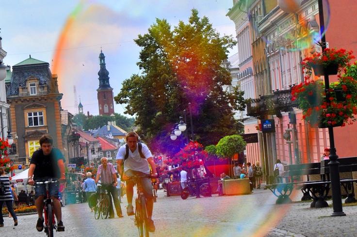 Radom - Żeromskiego Street