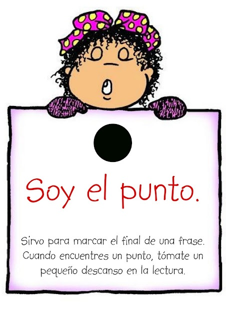 Punto | Punctuation mark in #Spanish
