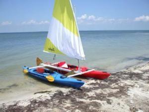 Diy kayak sail