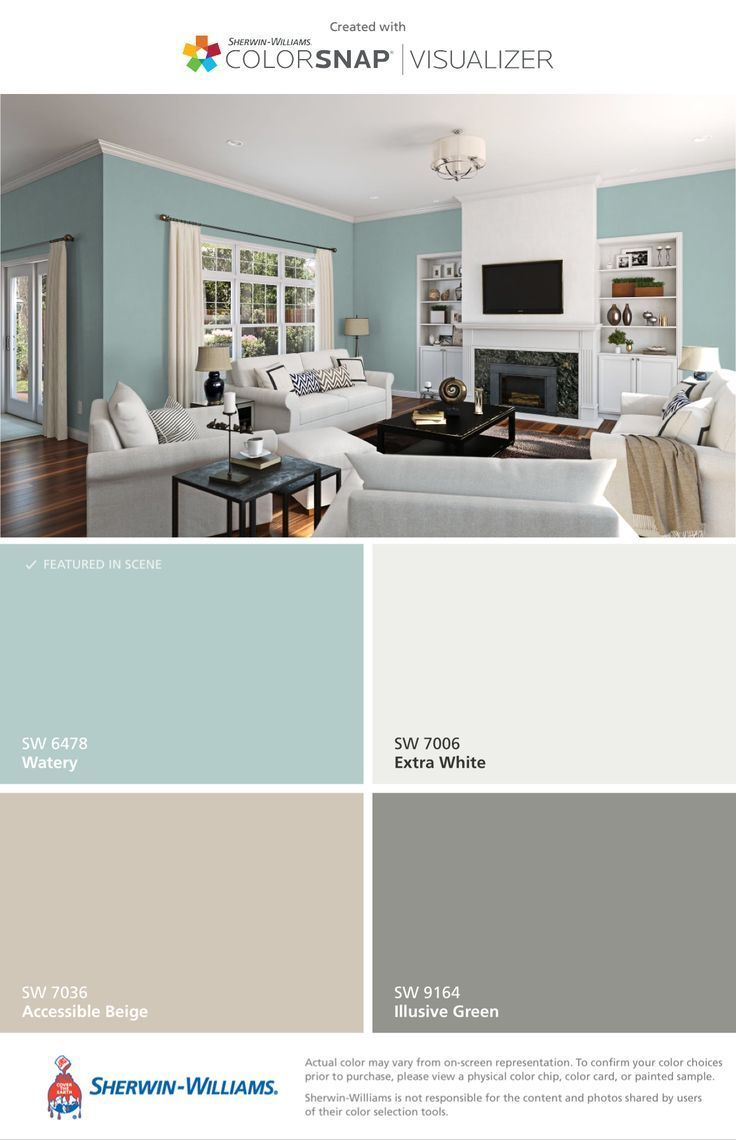 Pin On Rooms I Like #paint #color #combinations #for #living #room