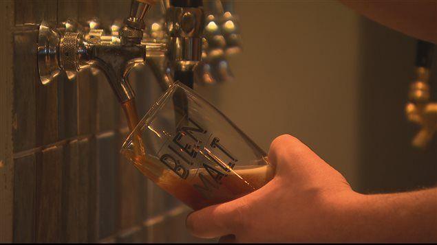 Le Bien le Malt Rimouski #pub #bar #bière #beer #tap #fût