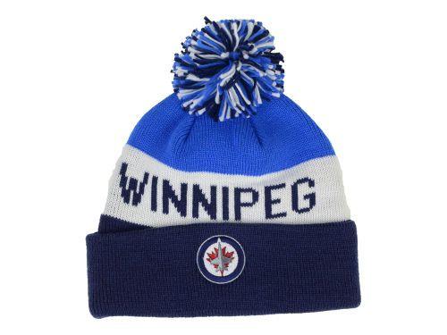 Winnipeg Jets NHL 2013 Pom Knit Hats from Lids