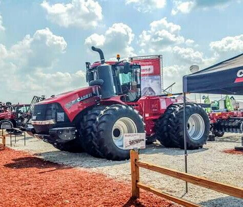 CASE IH STEIGER 620 HD FWD