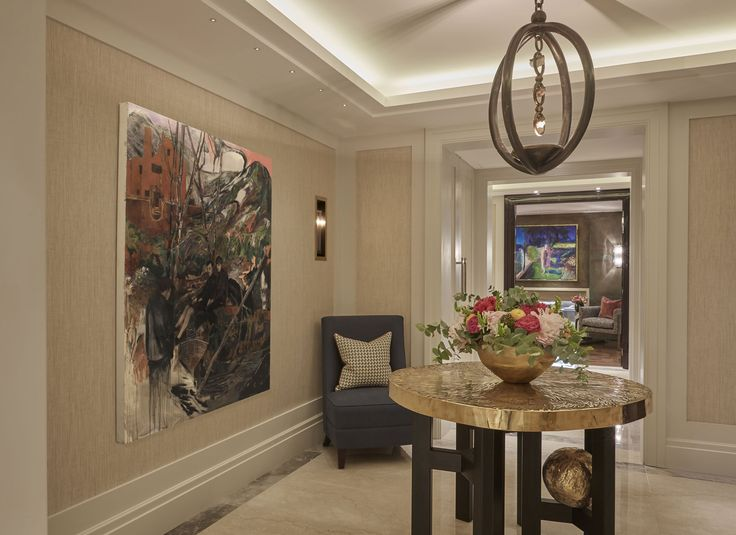 Helen Green - Lateral Apartment, Belgravia