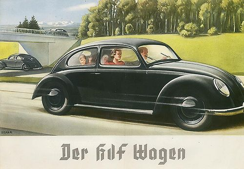 VW - der KDF Wagen by Fine Cars