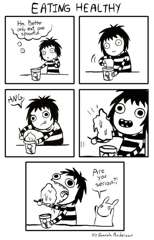 Sarah's Scribbles Comic Strip, January 24, 2014 on GoComics.com