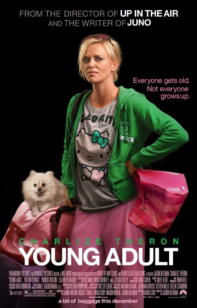 we liked it!Happily Married, Charlize Theron, Minnesota, Romances, Adult 2011, Great Movies, Fiction Writers, Young Adults, Newborns