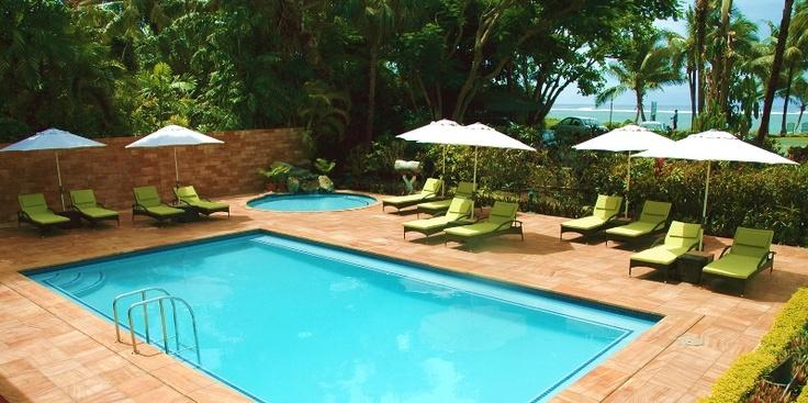 Bedarra Beach Inn new pool - take me back here immediately!!