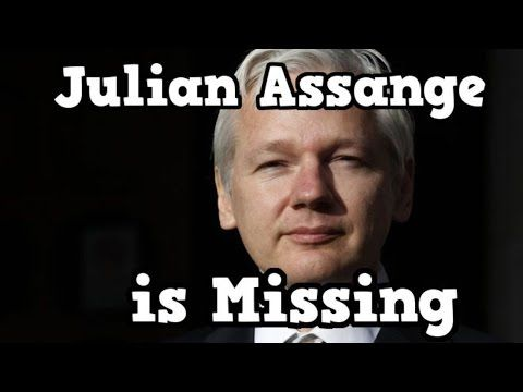 "BREAKING!!! JULIAN ASSANGE ""DEAD MAN SWITCH"" Goes Off after EXPOSING Hillary Clinton? - YouTube"