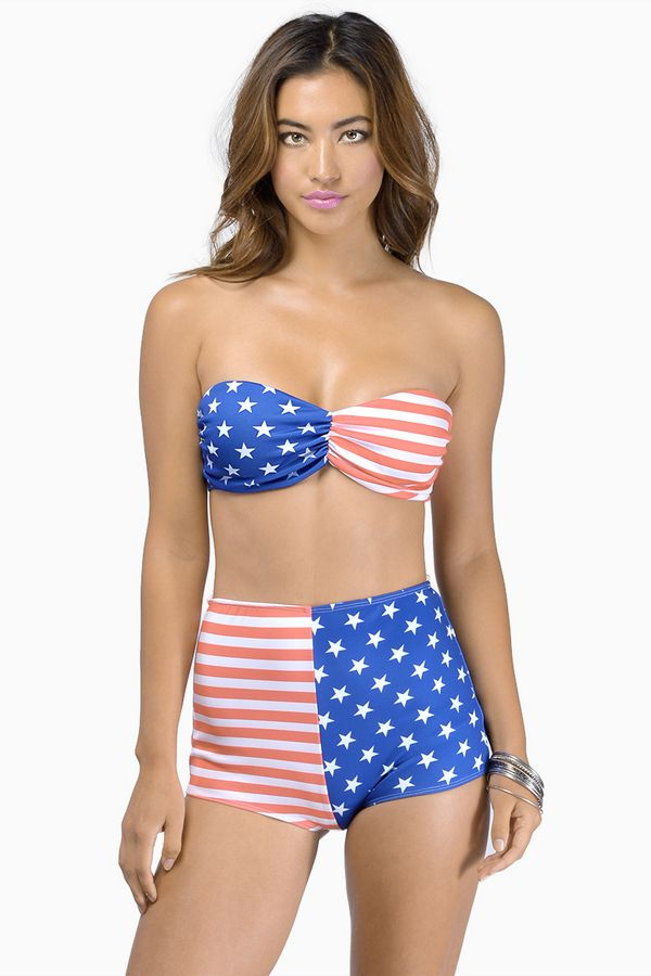 Proud American Shorts - 4th of July