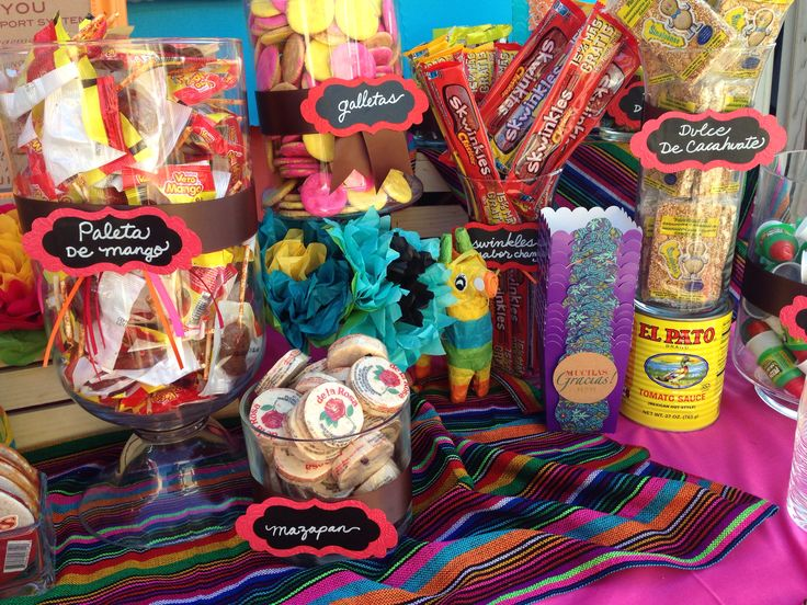 Sweet amp Spicy Mexican Candy Snacks Subscription