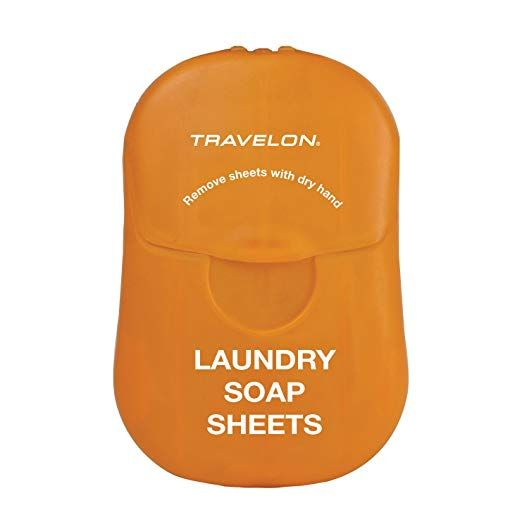 Amazon Com Travelon Laundry Soap Sheets 50 Count Health