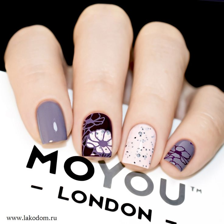 MoYou London Flower Power 19