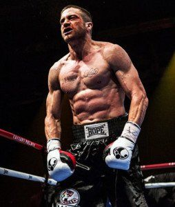 Jake Gyllenhaal Southpaw Workout