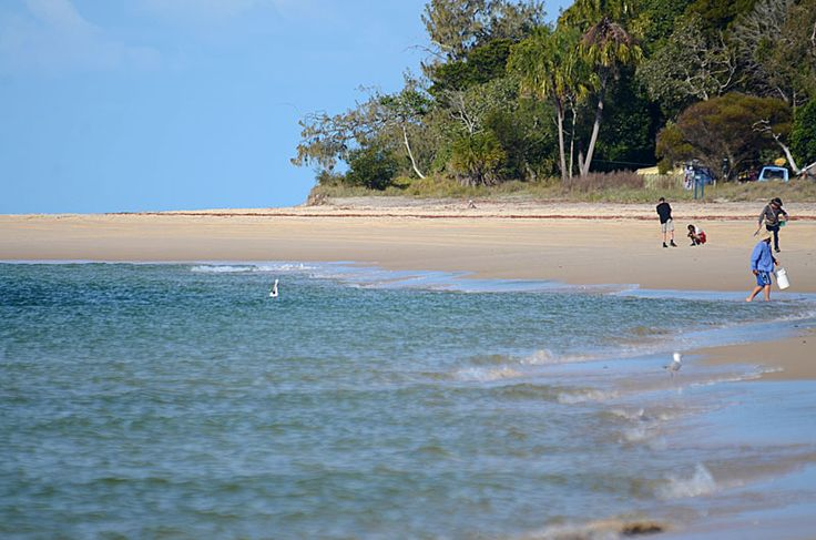 Inskip Point Camping Grounds - Inskip Point Camping Ground is a nature-based recreational area.