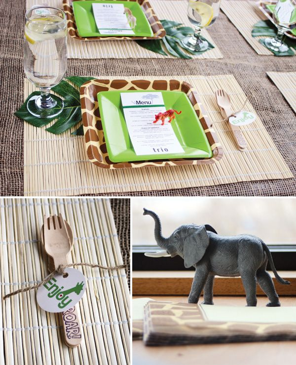 We Take You From Invites To Favors And Everything Inbetween To Show You All Of The Amazing Things You Can Do For A Boys Safari Baby Shower!