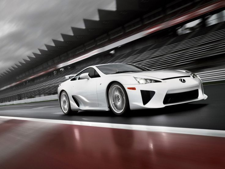 How Did The Lexus LFA Find Its Way Into The Sub5Zero Fantasy Collection?  Click Through