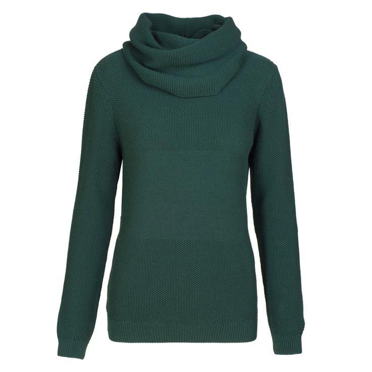 Morgan Pullover Solid | ARMEDANGELS