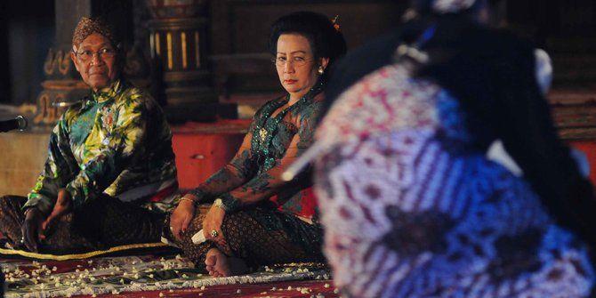 Pembanyun jadi putri mahkota, saudara laki-laki Sultan tak hadir