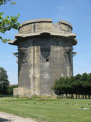 Flak Towers | Atlas Obscura