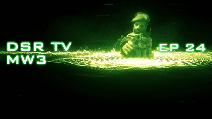 DSR TV DJMeng MW3 let's play EP 24
