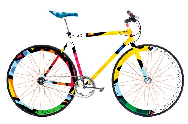Britto Bicycle <3 @