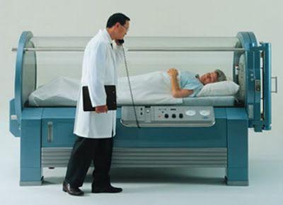 Superação meu desafio: A oxigenoterapia hiperbárica e o deficiente fisico...