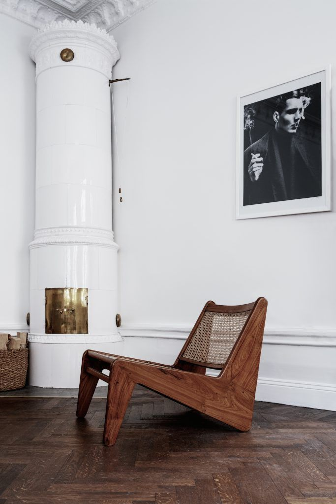 The Low Chair by Pierre Jeanneret