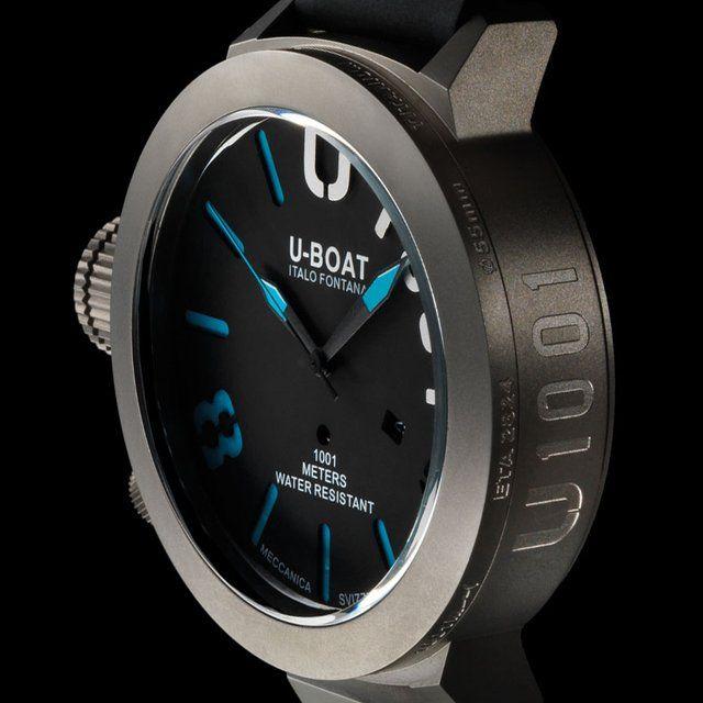 U-Boat Classico 55 U-1001 Limited Edition #watch #u #boat