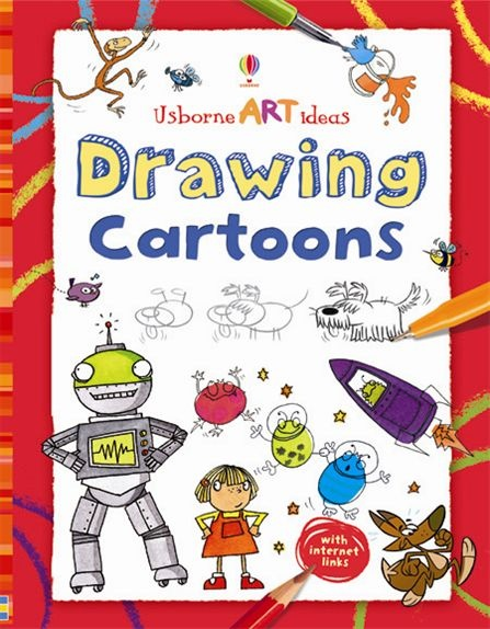 Kids Drawing Book Cover : Best images about usborne art ideas on pinterest