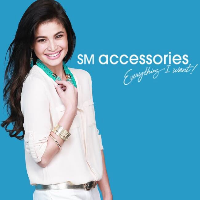 Anne Curtis for SM Accessories