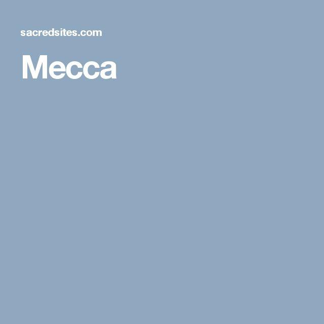 Mecca  #25-26