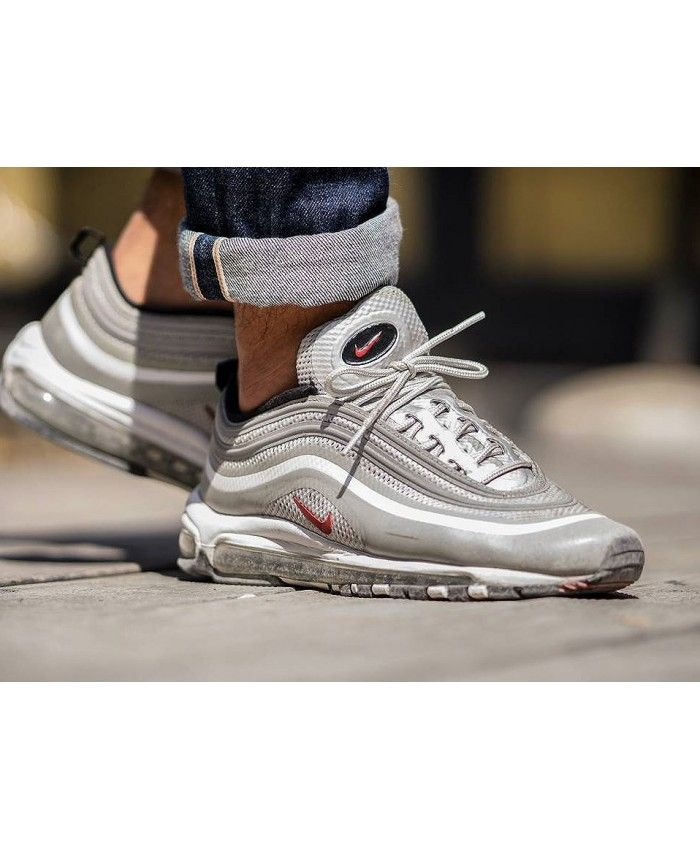 aef86721c82 Nike Air Max 97 Hyperfuse Og Silver Bullet Trainers Outlet UK