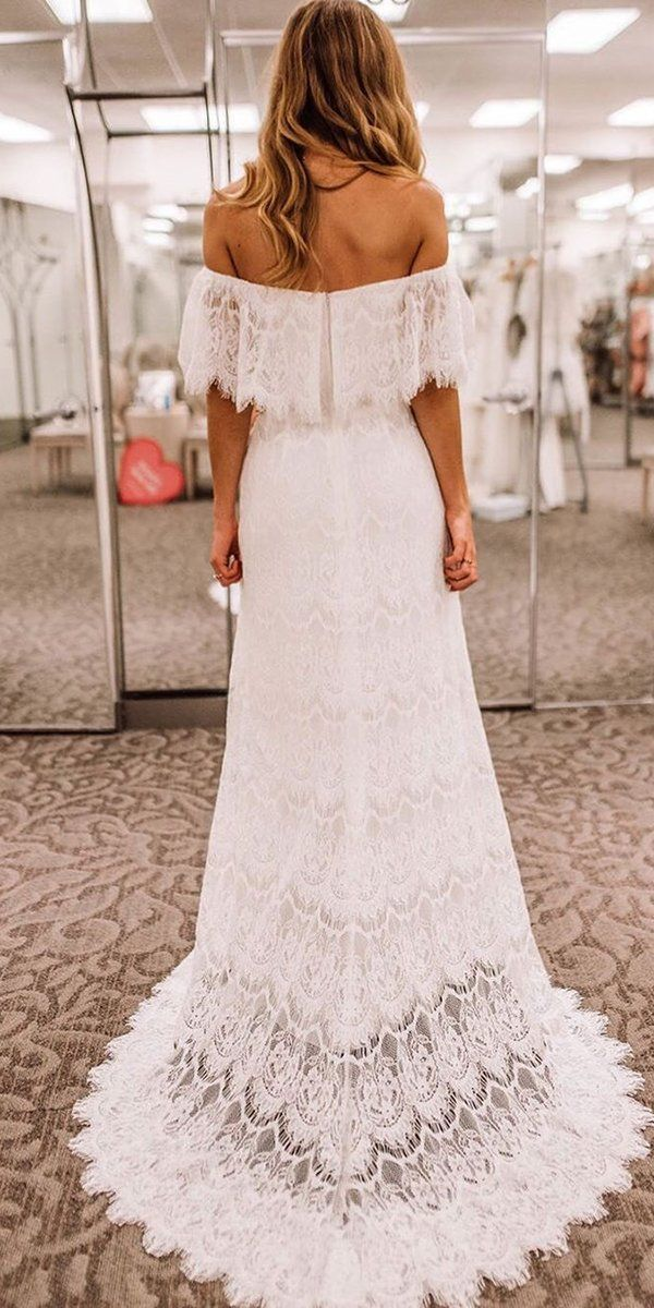 24 Stunning Cheap Wedding Dresses Under 1 000 Cheap Wedding Dress Wedding Dresses Lace Cheap Wedding Dress Boho