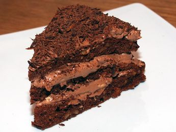 This low-carb, sugar-free chocolate cake is made from almond flour and chopped walnuts, using Truvia as a sugar substitute. It is also gluten-free, as always. Total preparation time is about 10-15 …
