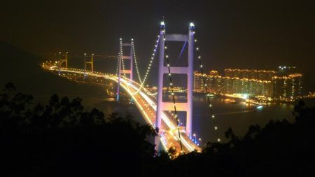 Tsing Ma Bridge is one of the well-known landmark in Hong Kong. Discover its perfect view point and here's a virtual tourist guide on how to get there.