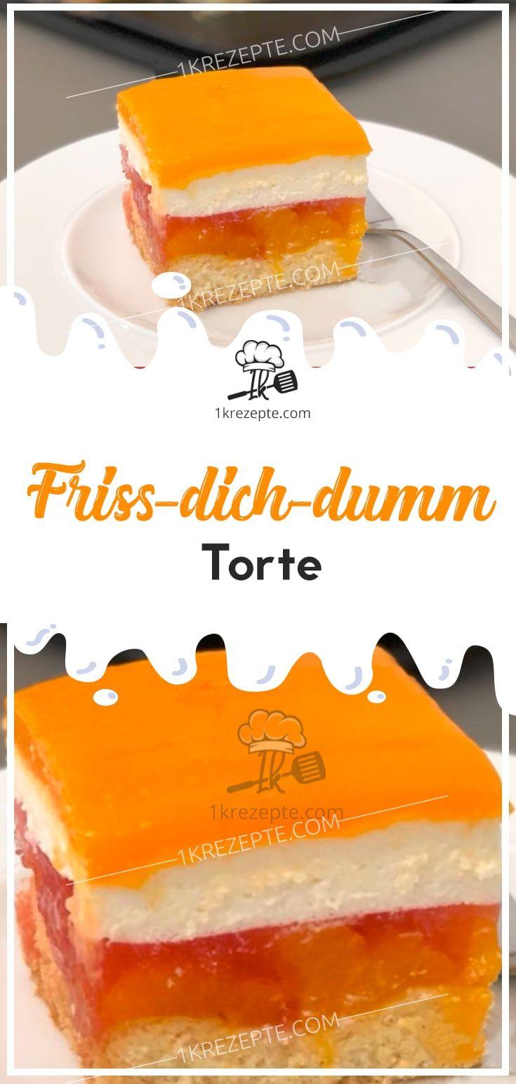Friss-dich-dumm Torte