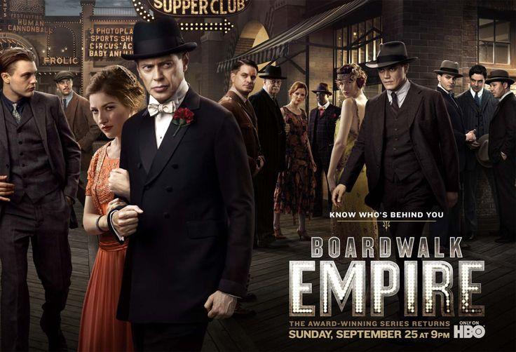 Broadwalk Empire (HBO)
