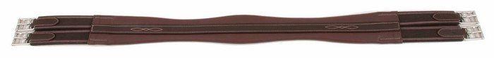 English Tack Store - Shires Salisbury Atherstone Leather Hunter Girth, $159.95 (http://www.englishtackshop.com/shires-salisbury-atherstone-leather-hunter-girth/)