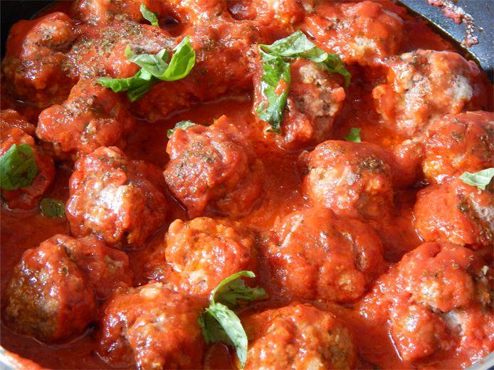 meatballs recipe! http://blacksalad.net/