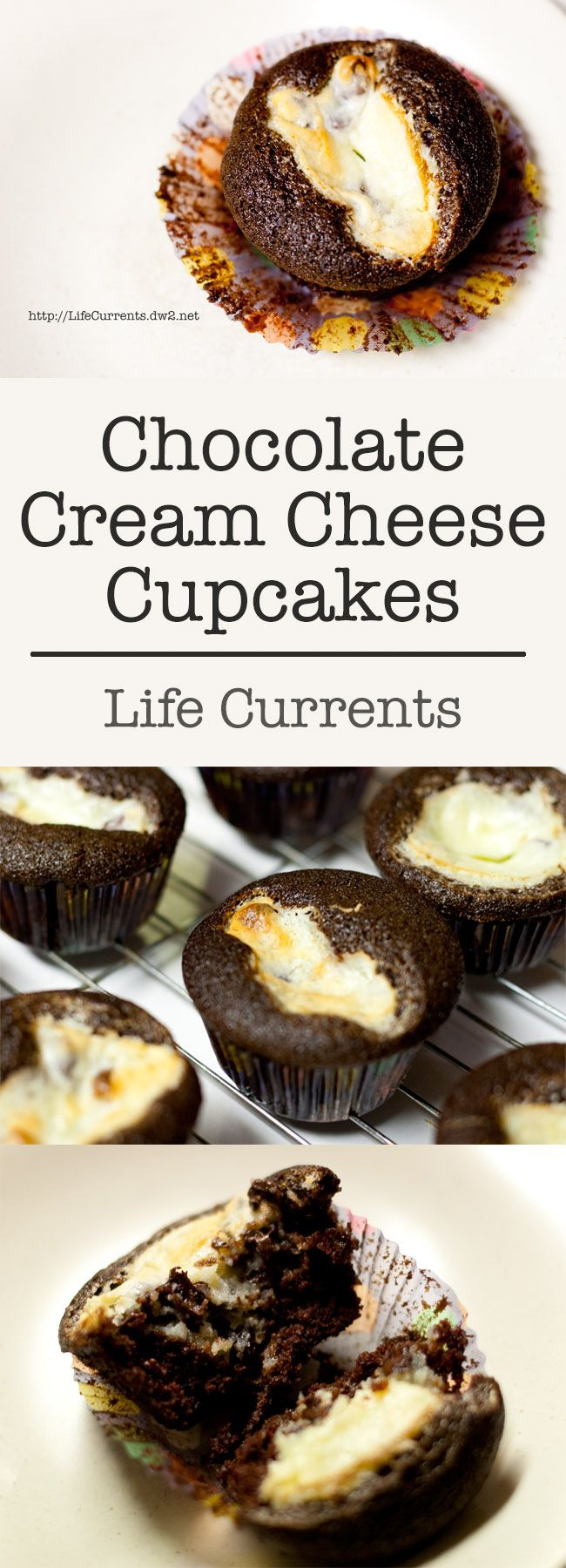 Birthday Weekend ... with Cupcakes and a recipe for Chocolate Cream Cheese Cupcakes & another recipe for Coconut-Lemon Mini Cupcakes with Lemon-Cream Cheese Frosting