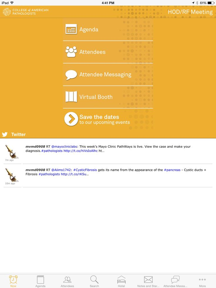 Best Great Eventpilot Home Screen Examples Images On