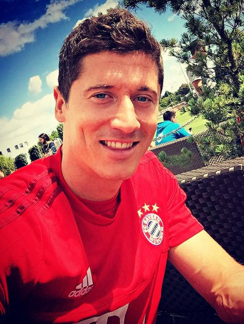 Robert Lewandowski Daily