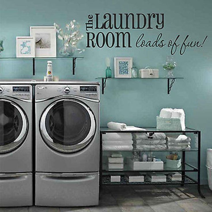 Best 25 Teal Laundry Rooms Ideas On Pinterest Teal