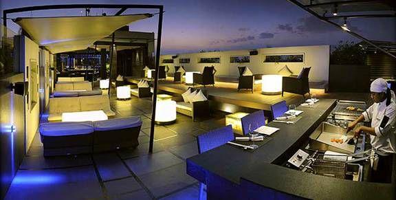 13th floor bangalore bangalore pinterest roof top for 13th floor restaurant bangalore