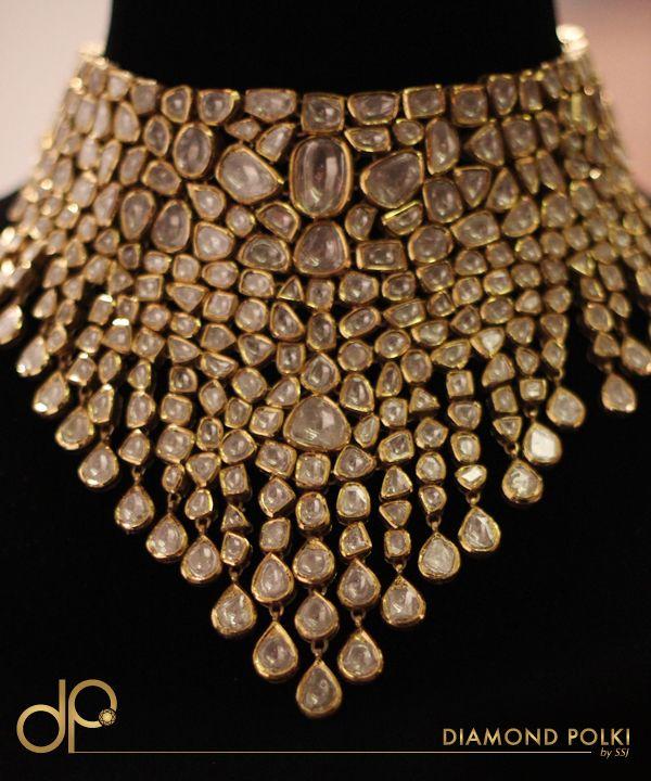 Diamond Polki by SSJ