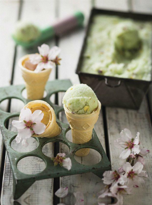 Mátová zmrzlina, Foto: isifa.com