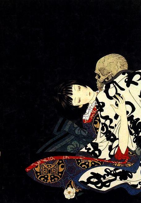 Takato Yamamoto Rib of a Hermaphrodite