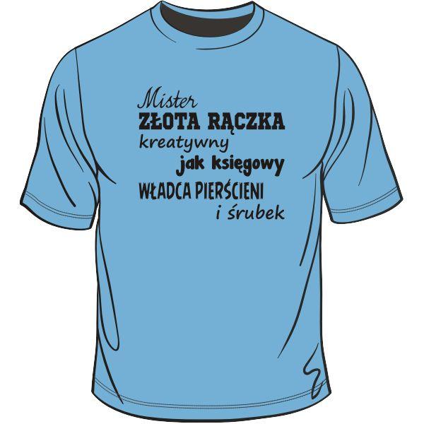 Koszulka Dla Mechanika