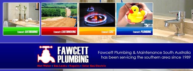 Fawcett Plumbing. Adelaide.